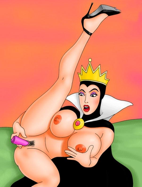 Героини мультфильмов порно