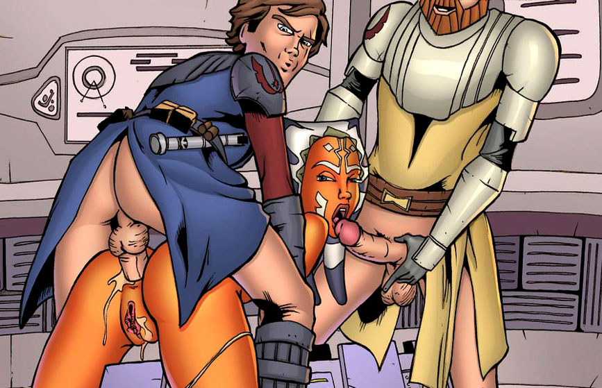 star wars rebels ashoka porn № 172500